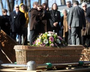 Ecofriendly burial