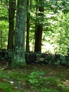Joshua_Small_Cemetery_fieldstone_wall